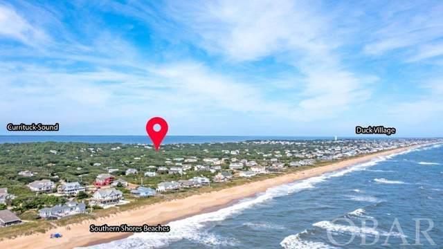 311 Duck Road Lot 10, Southern Shores, NC 27949 (MLS #116105) :: Brindley Beach Vacations & Sales