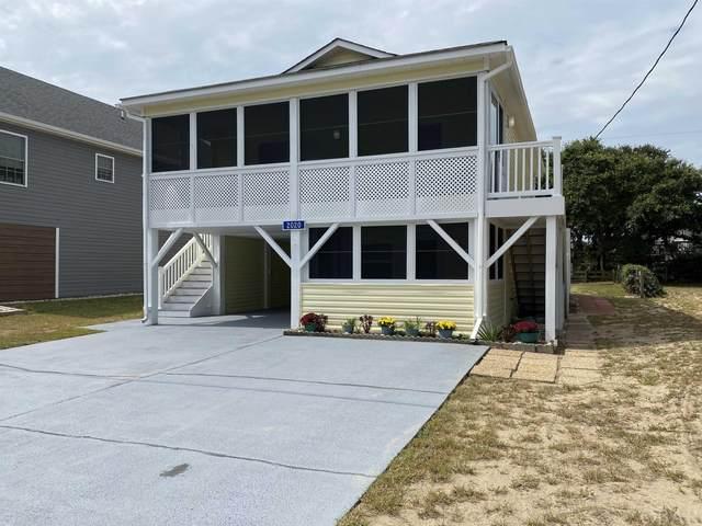 2020 Smithfield Street Lot#1293, Kill Devil Hills, NC 27948 (MLS #116174) :: Outer Banks Realty Group