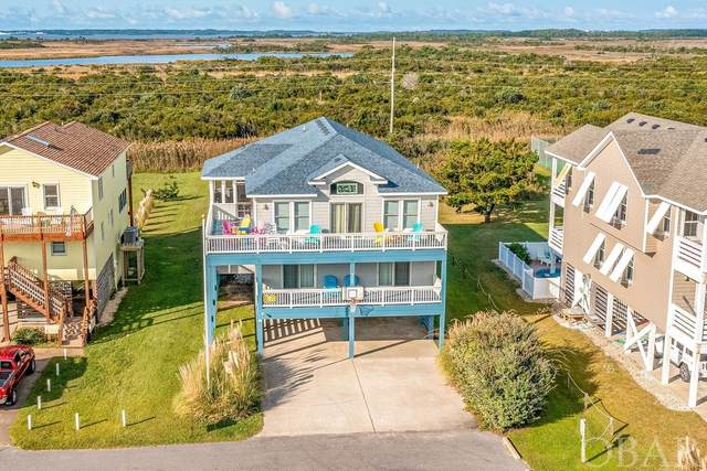 9420 S Old Oregon Inlet Road Lot 27, Nags Head, NC 27959 (MLS #116425) :: The Ladd Sales Team