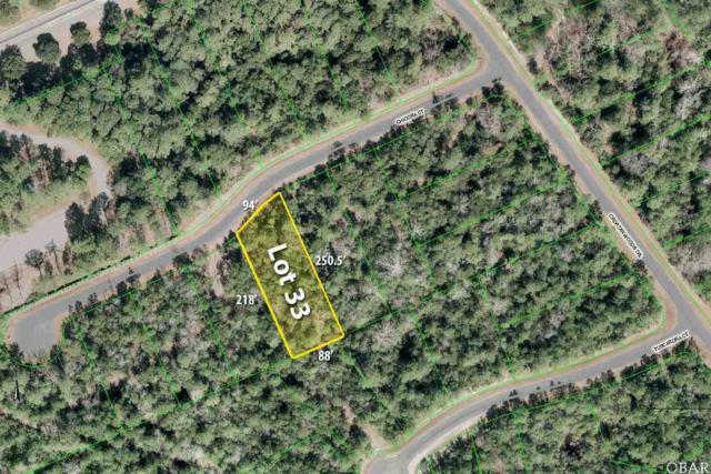 152 Chicora Ct Lot 33, Manteo, NC 27954 (MLS #86069) :: Surf or Sound Realty