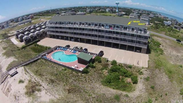 56773 # 302 Nc 12 Highway Unit 302, Hatteras, NC 27943 (MLS #89069) :: Outer Banks Realty Group