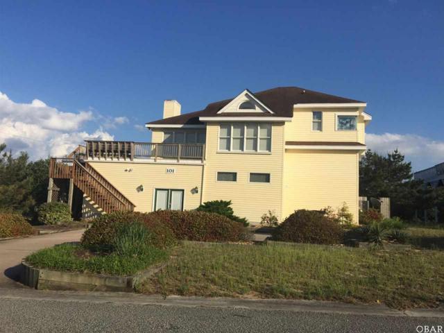 101 Pinnacle Court Lot #1, Kitty hawk, NC 27949 (MLS #92277) :: Matt Myatt – Village Realty