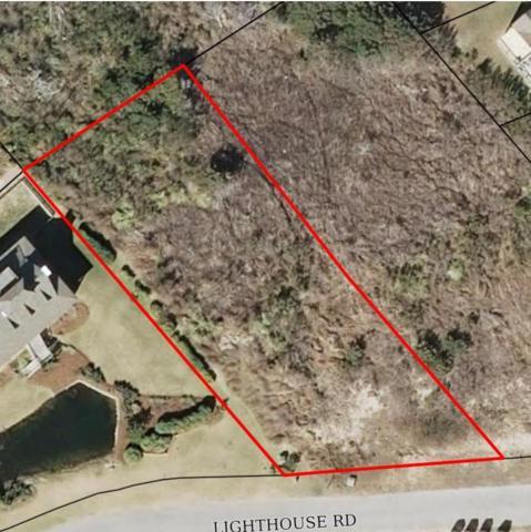 0 Lighthouse Road Lot A 2, Hatteras, NC 27943 (MLS #92890) :: Matt Myatt | Keller Williams