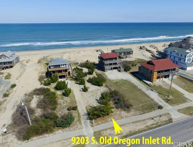 9203 S Old Oregon Inlet Road Lot 15, Nags Head, NC 27959 (MLS #95524) :: Outer Banks Realty Group
