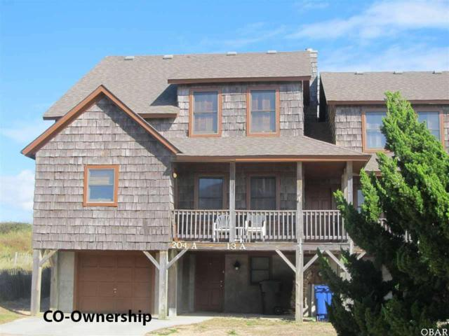 204 A E Hawks Nest Court Unit 13A, Nags Head, NC 27959 (MLS #98345) :: Midgett Realty