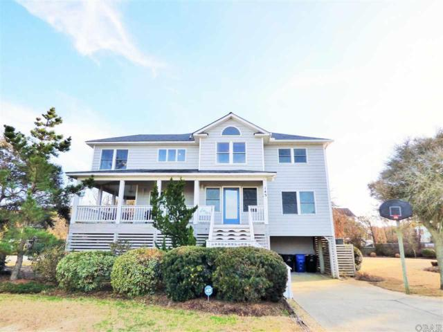 145 Scarborough Lane Lot 17, Duck, NC 27949 (MLS #99116) :: Outer Banks Realty Group