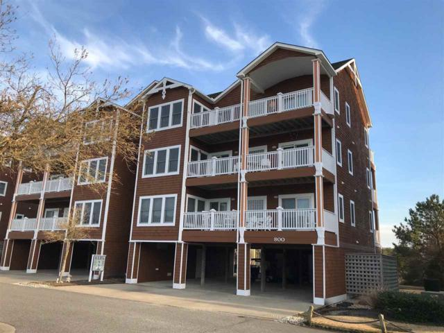 802 S South Bay Club Drive Unit 802, Manteo, NC 27954 (MLS #99126) :: Hatteras Realty
