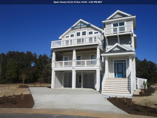 1027 Cruz Bay Lane Lot 10, Corolla, NC 27927 (MLS #97829) :: Matt Myatt | Keller Williams