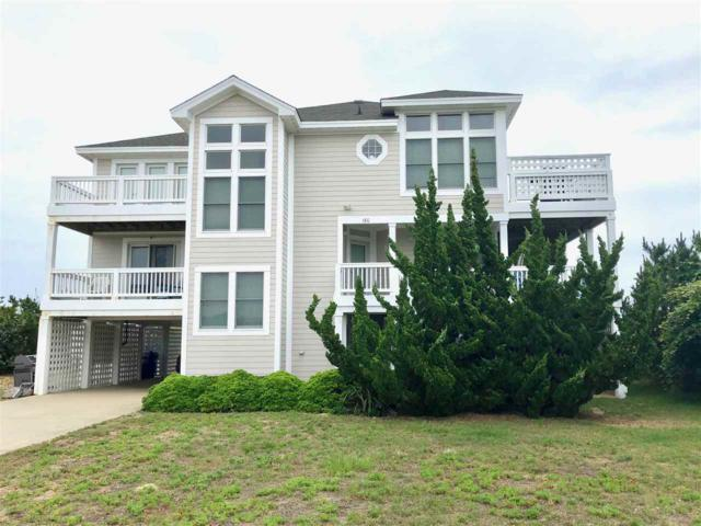 180 Ocean Boulevard Lot 11,12, Southern Shores, NC 27949 (MLS #100902) :: Surf or Sound Realty