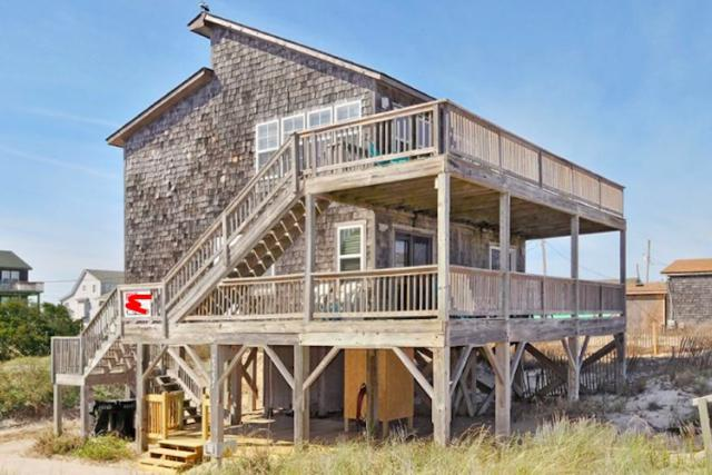23237 Surf Side Drive Lot 29, Rodanthe, NC 27968 (MLS #101043) :: Surf or Sound Realty