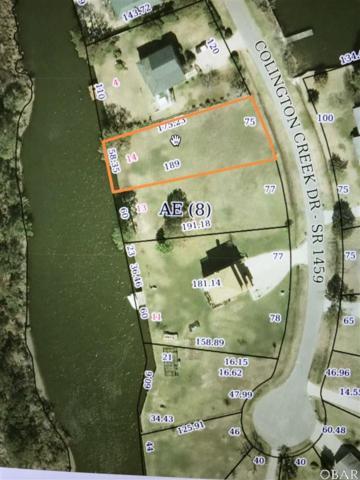 0 Colington Creek Drive Lot#14, Kill Devil Hills, NC 27948 (MLS #101066) :: Surf or Sound Realty