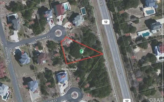 848 Seascape Court Lot 266, Corolla, NC 27927 (MLS #101337) :: Outer Banks Realty Group