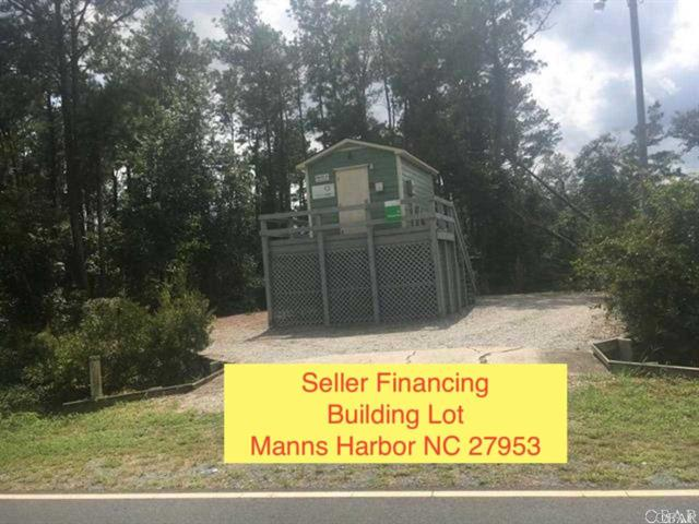 6644 Old Manns Harbor Road Lot #1, Manns Harbor, NC 27953 (MLS #102015) :: Outer Banks Realty Group