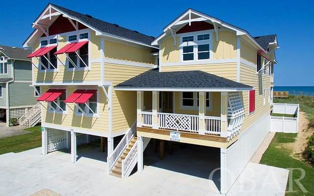 188 Ocean Boulevard Lot 19, Southern Shores, NC 27949 (MLS #102601) :: Outer Banks Realty Group