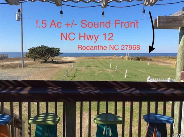 24394 Nc 12 Highway Lot # 1 & 2, Rodanthe, NC 27968 (MLS #102773) :: Midgett Realty