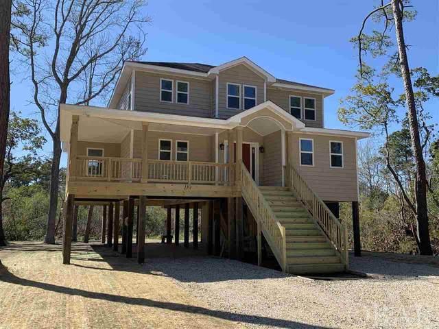 110 Ridge Lane Lot 2, Kill Devil Hills, NC 27948 (MLS #103027) :: Outer Banks Realty Group