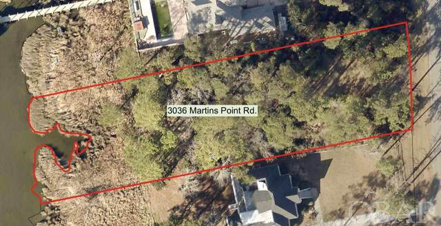 3036 Martins Point Road Lot 41, Kitty hawk, NC 27949 (MLS #103850) :: Outer Banks Realty Group