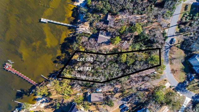 217 Kitty Hawk Bay Drive Lot: 182, Kill Devil Hills, NC 27948 (MLS #105100) :: Outer Banks Realty Group