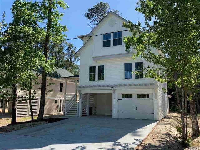 1414 Hill Street Lot 8, Kill Devil Hills, NC 27948 (MLS #105112) :: Sun Realty