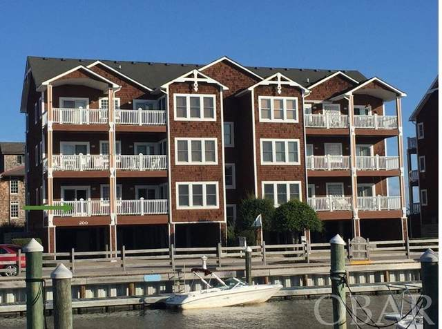 201 N North Bay Club Drive Unit 201, Manteo, NC 27954 (MLS #106600) :: Hatteras Realty
