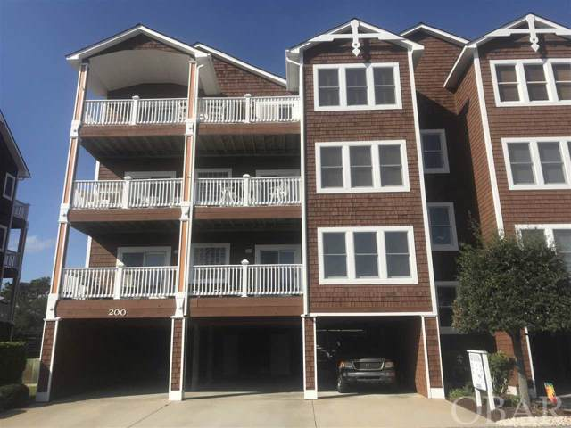205 N South Bay Club Drive Unit 205, Manteo, NC 27954 (MLS #107196) :: Matt Myatt | Keller Williams