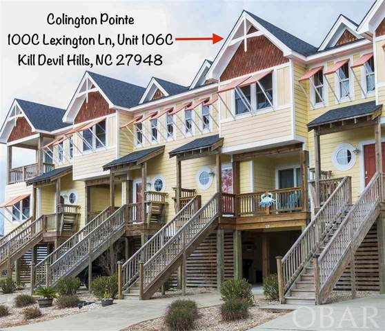 100C Lexington Lane Unit 106C, Kill Devil Hills, NC 27948 (MLS #107738) :: Outer Banks Realty Group