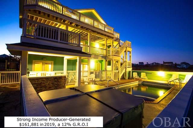 569 Porpoise Point Lot #240, Corolla, NC 27927 (MLS #107940) :: Sun Realty