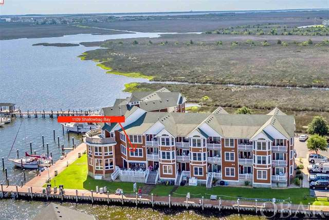 1109 South Bay Club Drive Unit 1109, Manteo, NC 27954 (MLS #108128) :: Hatteras Realty