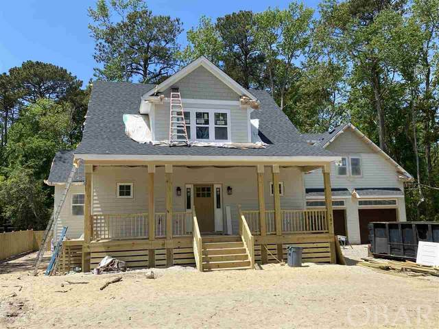 107 Duck Woods Drive Lot 28, Southern Shores, NC 27949 (MLS #109058) :: Sun Realty