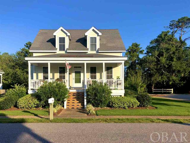 512 Live Oak Lane Lot 18, Manteo, NC 27954 (MLS #110333) :: Outer Banks Realty Group