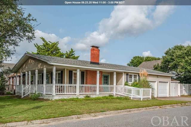 400 W Durham Street Lot 627, Kill Devil Hills, NC 27948 (MLS #110994) :: Midgett Realty
