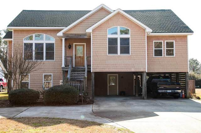 120 Holly Ridge Road Lot 1, Manteo, NC 27954 (MLS #113150) :: Outer Banks Realty Group