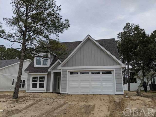 609 Zen Lane Lot 55, Kill Devil Hills, NC 27948 (MLS #113192) :: Matt Myatt | Keller Williams