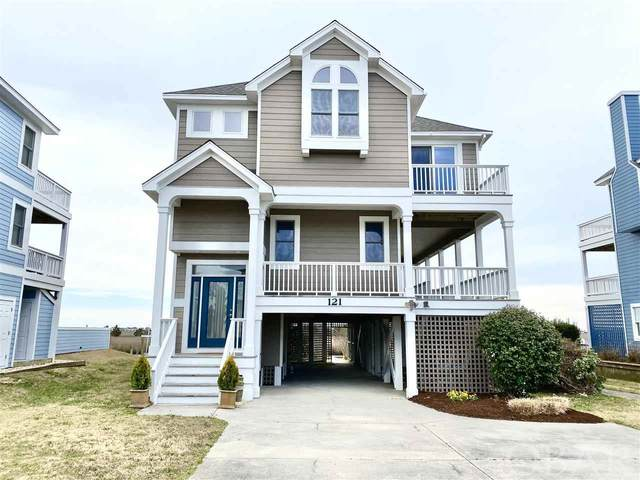 121 Peninsula Drive Lot 23, Manteo, NC 27954 (MLS #113331) :: Outer Banks Realty Group
