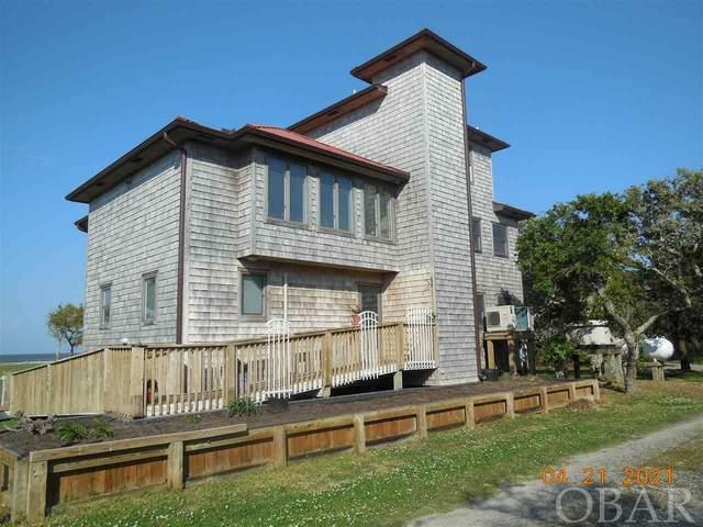 220 Tom Neal Drive Lot #8, Ocracoke, NC 27960 (MLS #114052) :: AtCoastal Realty