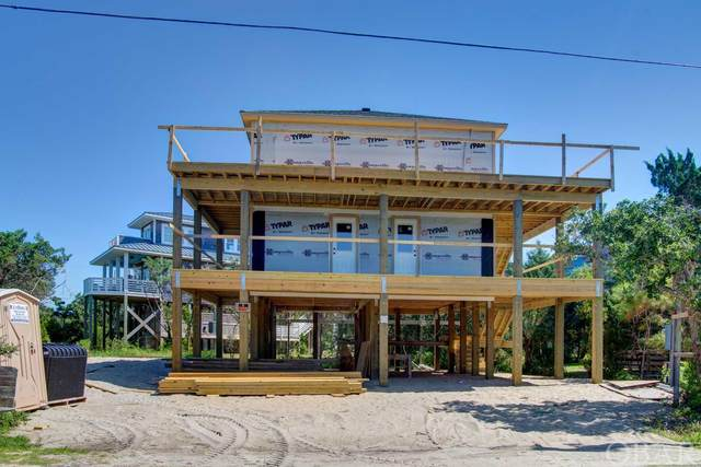 54203 Cape Hatteras Drive Lot 1, Frisco, NC 27920 (MLS #114707) :: Outer Banks Realty Group