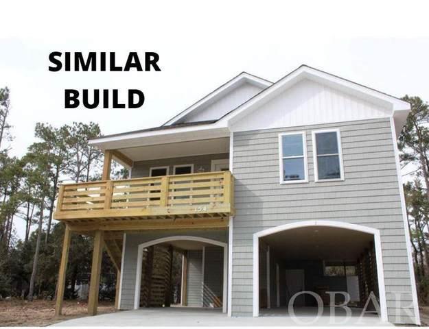 509 Burns Drive Lot 43, Kill Devil Hills, NC 27948 (MLS #114761) :: Corolla Real Estate | Keller Williams Outer Banks