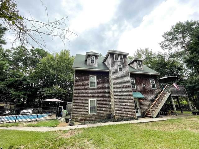 1411 Maxine Street Lot 14 & 13, Kill Devil Hills, NC 27948 (MLS #115668) :: The Ladd Sales Team