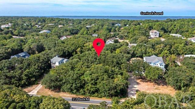 311 Duck Road Lot 10, Southern Shores, NC 27949 (MLS #116105) :: Sun Realty