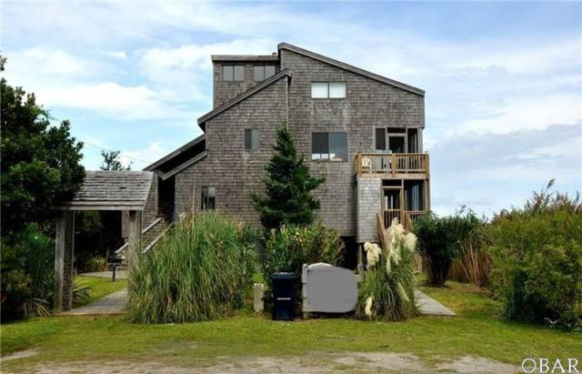 320 Jackson Circle Lot # 7, Ocracoke, NC 27960 (MLS #99180) :: Hatteras Realty