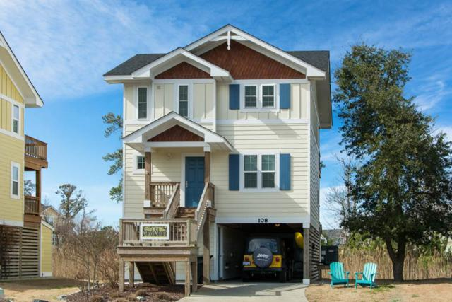 108 Amherst Drive Lot 5, Kill Devil Hills, NC 27948 (MLS #99314) :: Hatteras Realty