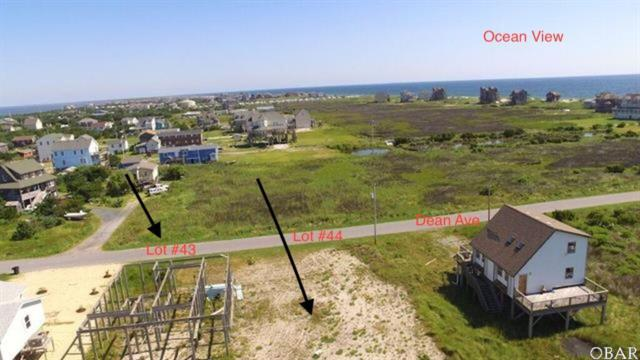24226 Dean Avenue Lot #44, Rodanthe, NC 27972 (MLS #102696) :: Matt Myatt | Keller Williams