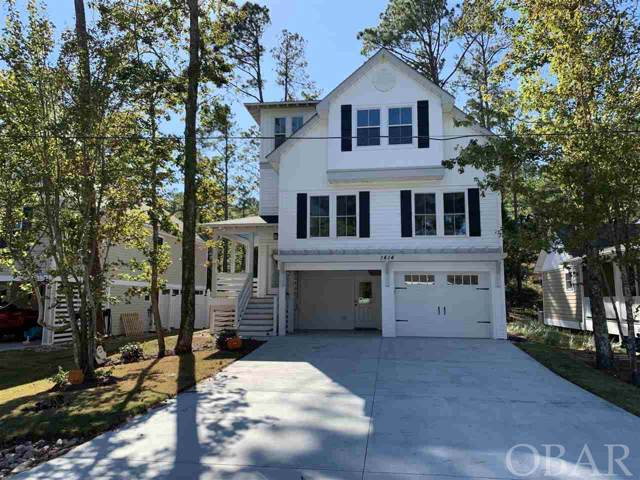 1414 Hill Street Lot 8, Kill Devil Hills, NC 27948 (MLS #105112) :: Midgett Realty