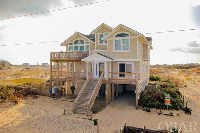 1660 Sandfiddler Road Lot 7, Corolla, NC 27927 (MLS #107412) :: Outer Banks Realty Group