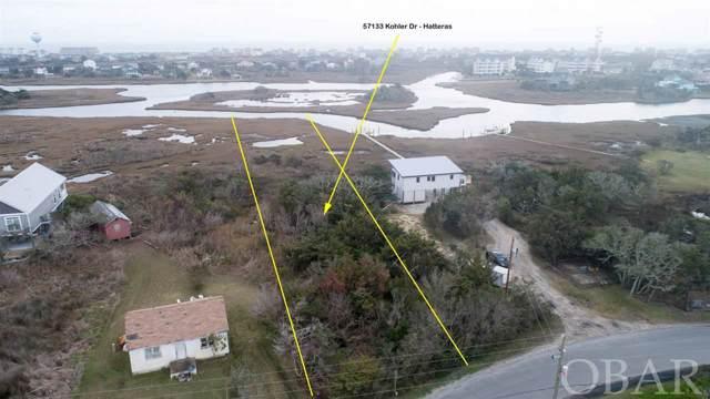 57133 Kohler Drive Lot 2, Hatteras, NC 27943 (MLS #107816) :: Hatteras Realty