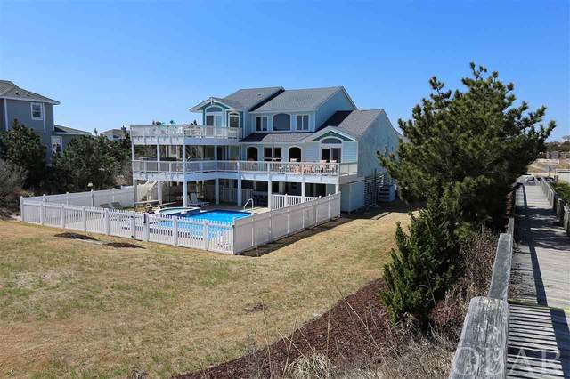 897 Lighthouse Drive Lot 1, Corolla, NC 27927 (MLS #108001) :: Hatteras Realty