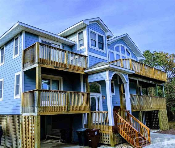 119 Clam Shell Trail Lot 73, Southern Shores, NC 27949 (MLS #108015) :: Outer Banks Realty Group