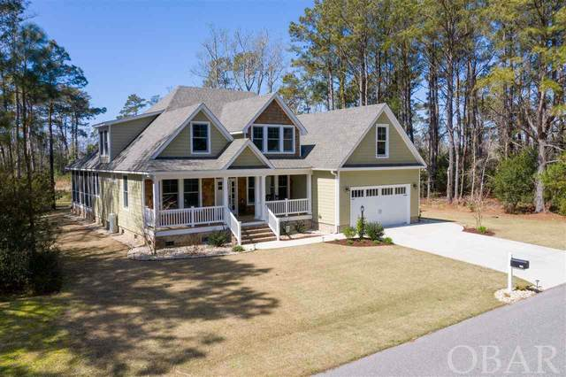 123 Duncans Way Lot 103, Powells Point, NC 27966 (MLS #108850) :: Outer Banks Realty Group