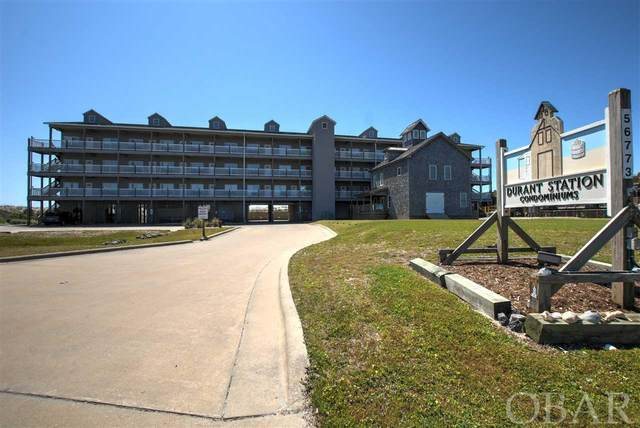 56773 Nc 12 Highway Unit 103, Hatteras, NC 27943 (MLS #109073) :: Sun Realty