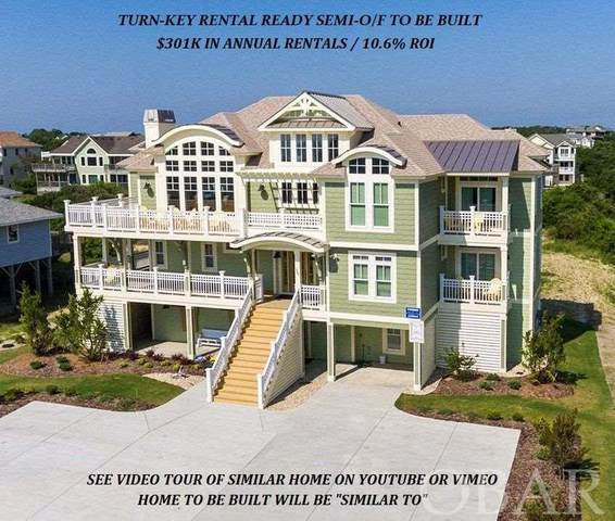 948 Lighthouse Drive Lot 115A, Corolla, NC 27927 (MLS #111394) :: Great Escapes Vacations & Sales